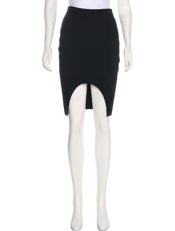 Givenchy Knee-Length Pencil Skirt None