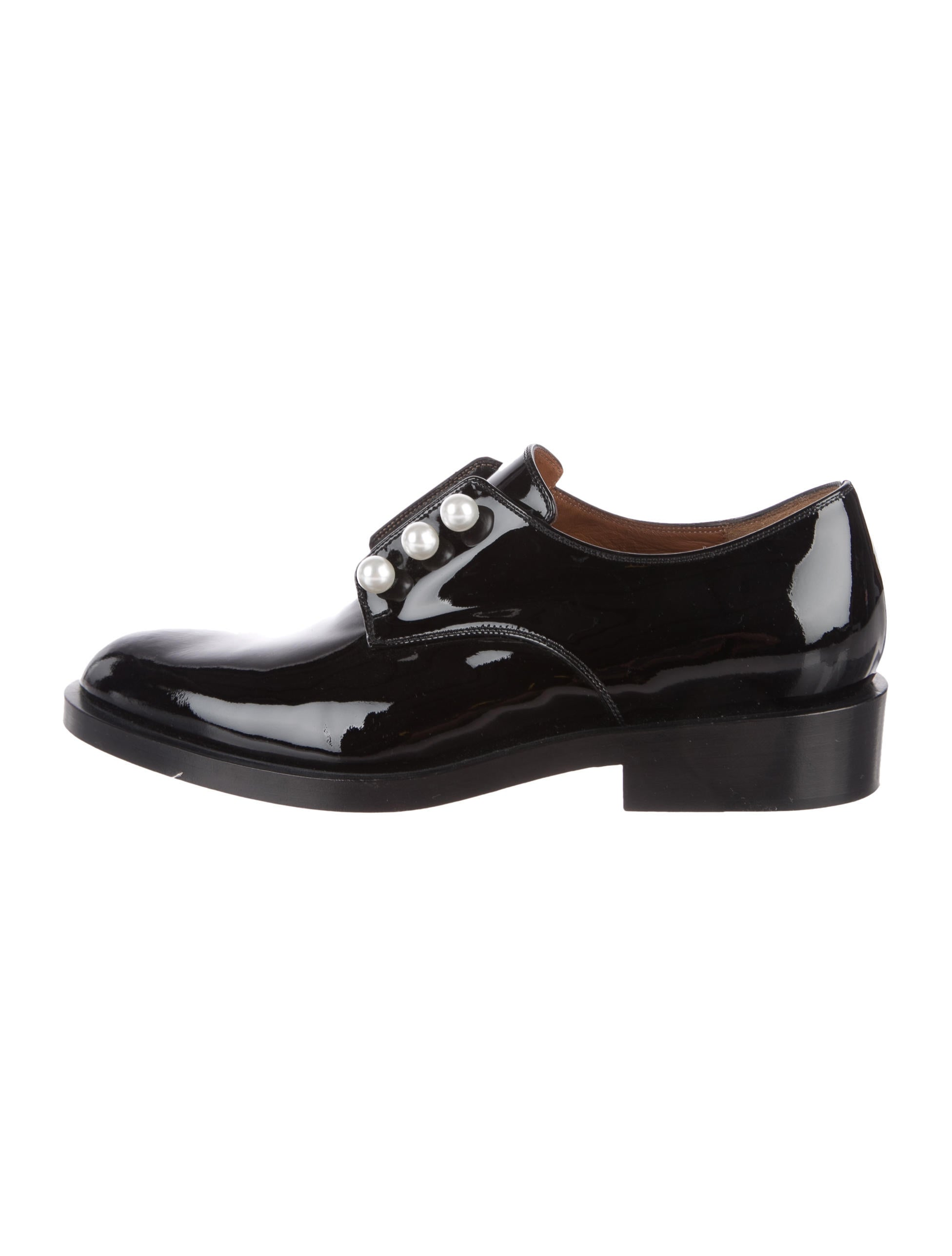 Givenchy faux pearl embellished Derby shoes free shipping limited edition low shipping cheap online cheap sale store cheap wholesale price KGEAc0