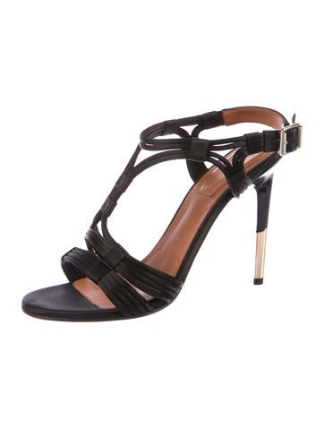 purchase sale online Givenchy Satin Multistrap Sandals sale enjoy great deals Inexpensive cheap price tledcGQRi