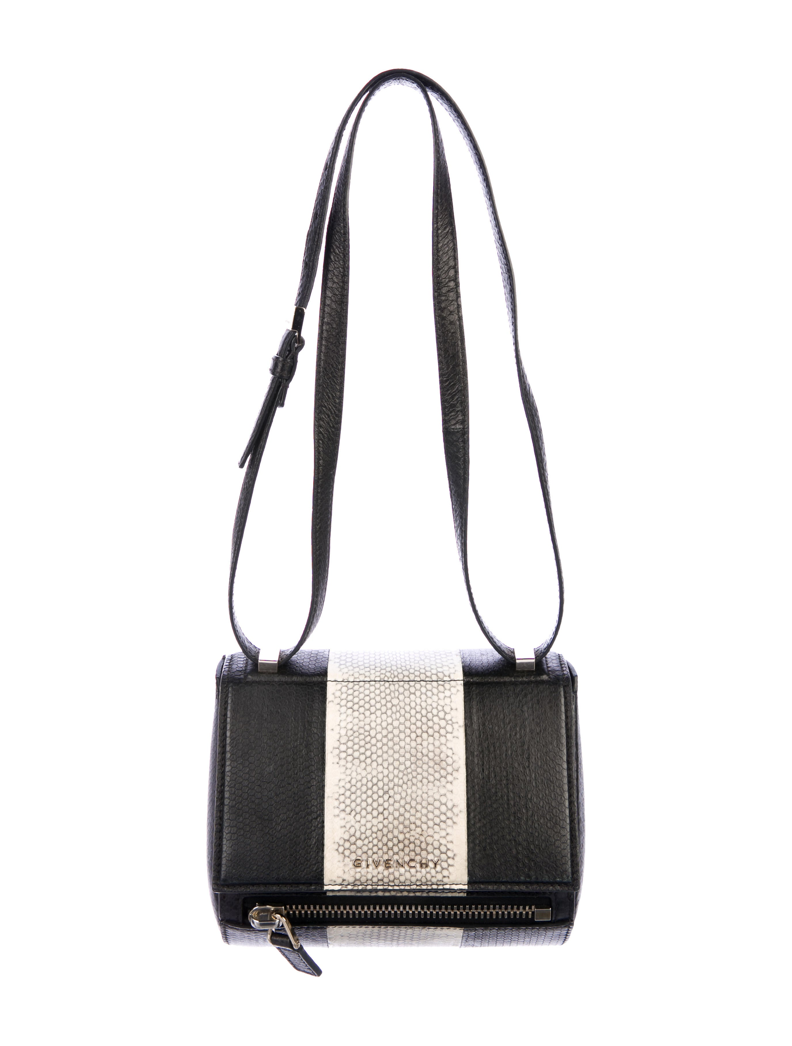 fd13a7800e641 Givenchy Mini Pandora Box Bag - Handbags - GIV56442