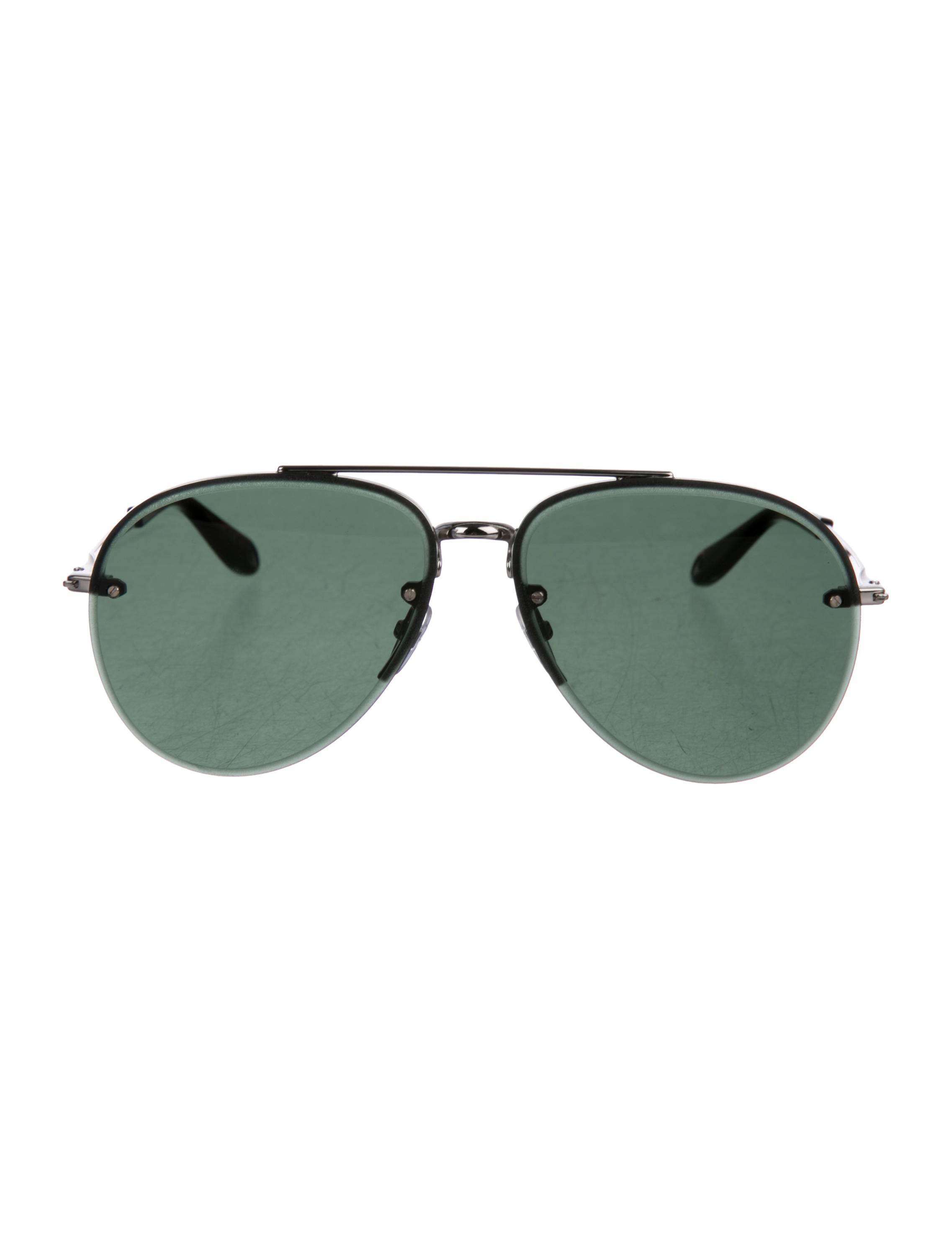 ed55016f005 Givenchy Metal Aviator Sunglasses - Accessories - GIV59087