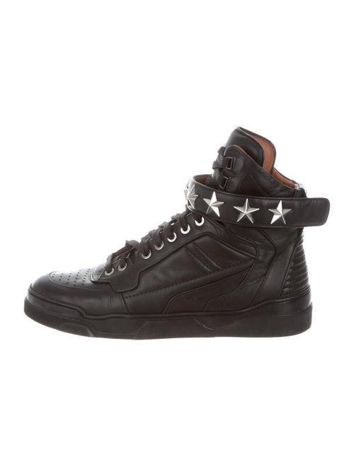 Givenchy Tyson High-Top Sneakers - Shoes - GIV62519  aab0b0a4e