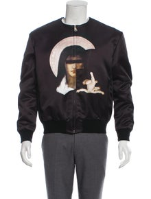 14f487772 Givenchy. Madonna Printed Bomber Jacket