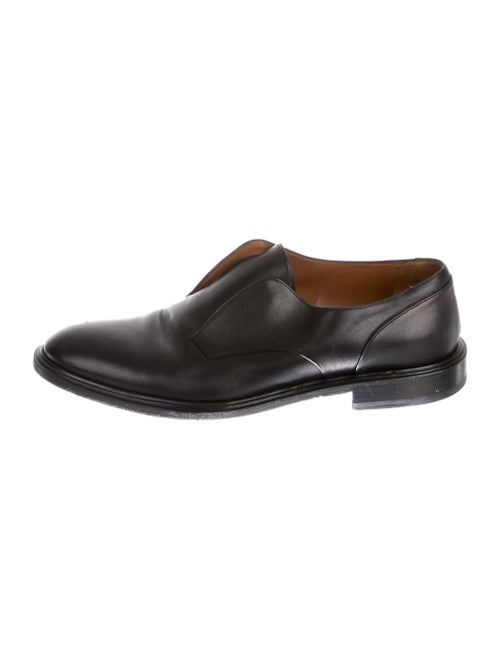 Leather Dress Loafers by Givenchy
