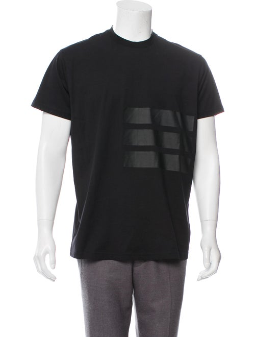 Givenchy Flag Print T-Shirt black