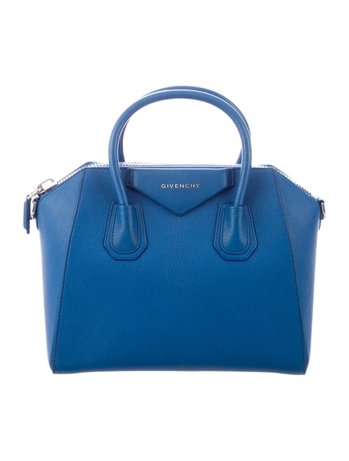 Antigona Small Leather Bag by Givenchy
