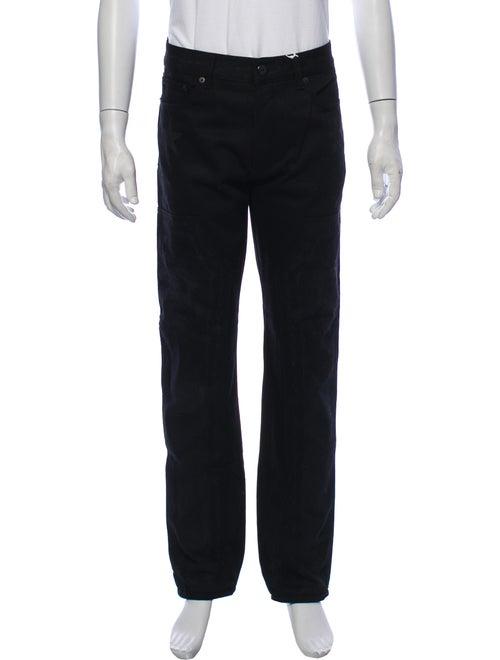 Givenchy Jesus Jeans black