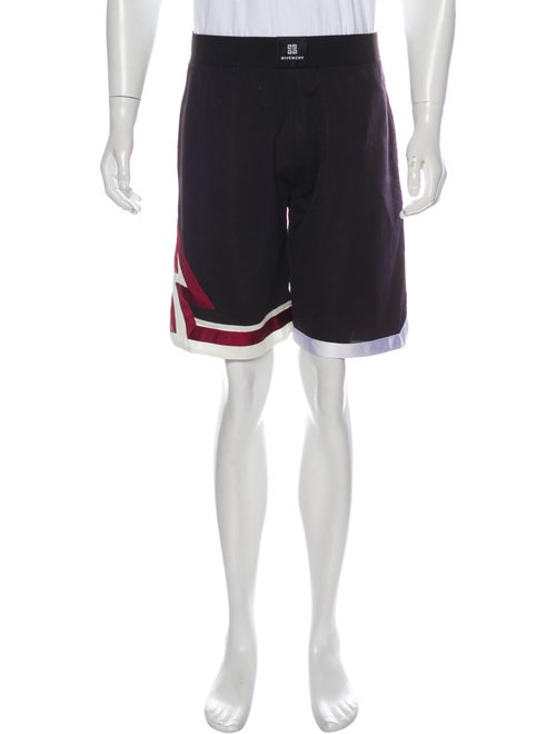 Givenchy Athletic Shorts w/ Tags Black