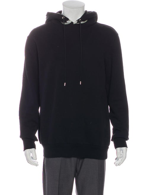 Givenchy 2017 Cuban Fit Hoodie Black