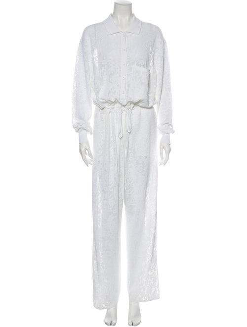 Givenchy Jumpsuit White