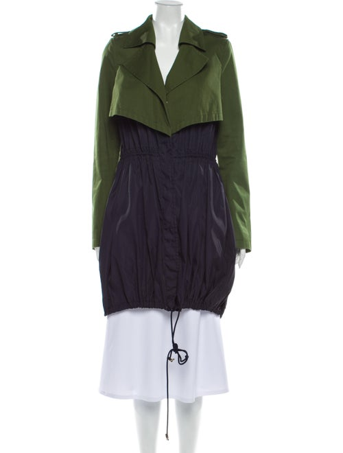 Givenchy Coat Green