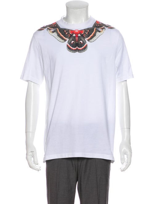 Givenchy 2015 Graphic Print T-Shirt White