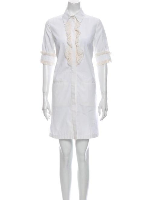 Givenchy Mini Dress White