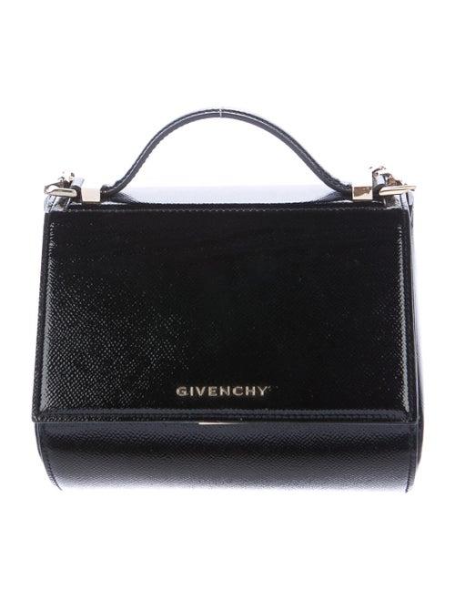 Givenchy Mini Box Pandora Bag Black
