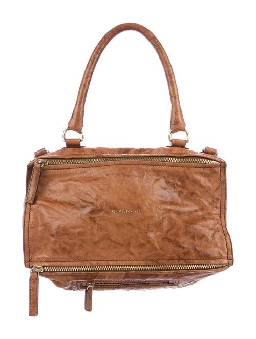 Givenchy Pandora Satchel Brown