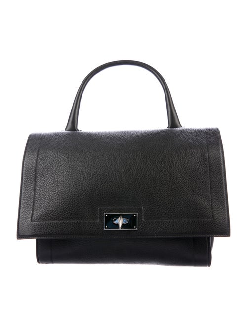 Givenchy Medium Shark Tooth Bag Black
