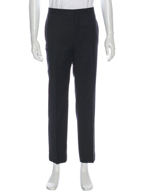 Givenchy Virgin Wool Dress Pants Wool