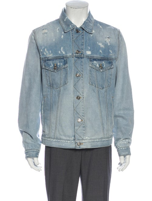Givenchy Denim Jacket Denim