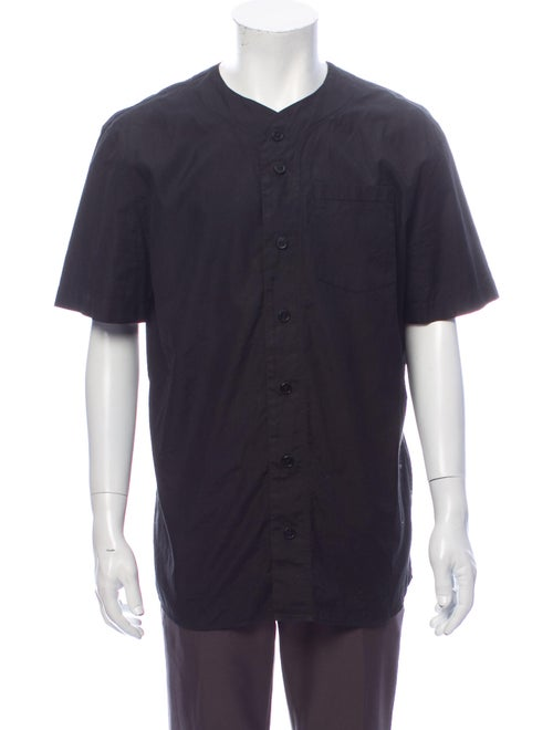Givenchy Short Sleeve Shirt Black