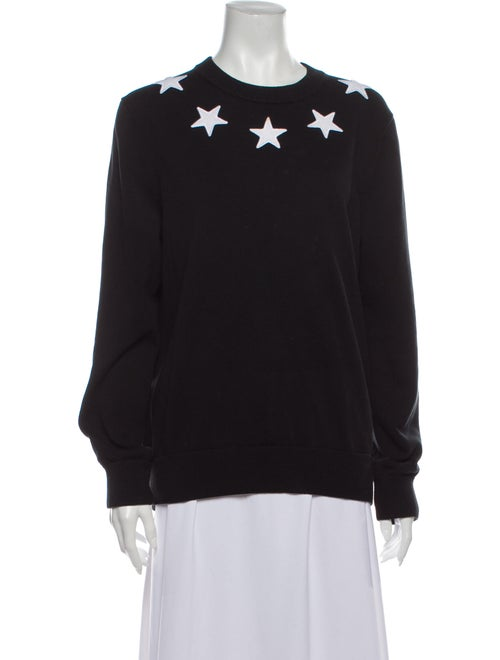 Givenchy Crew Neck Sweater Black