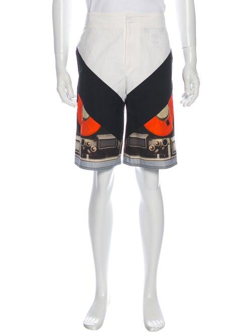 Givenchy 2014 Shorts White