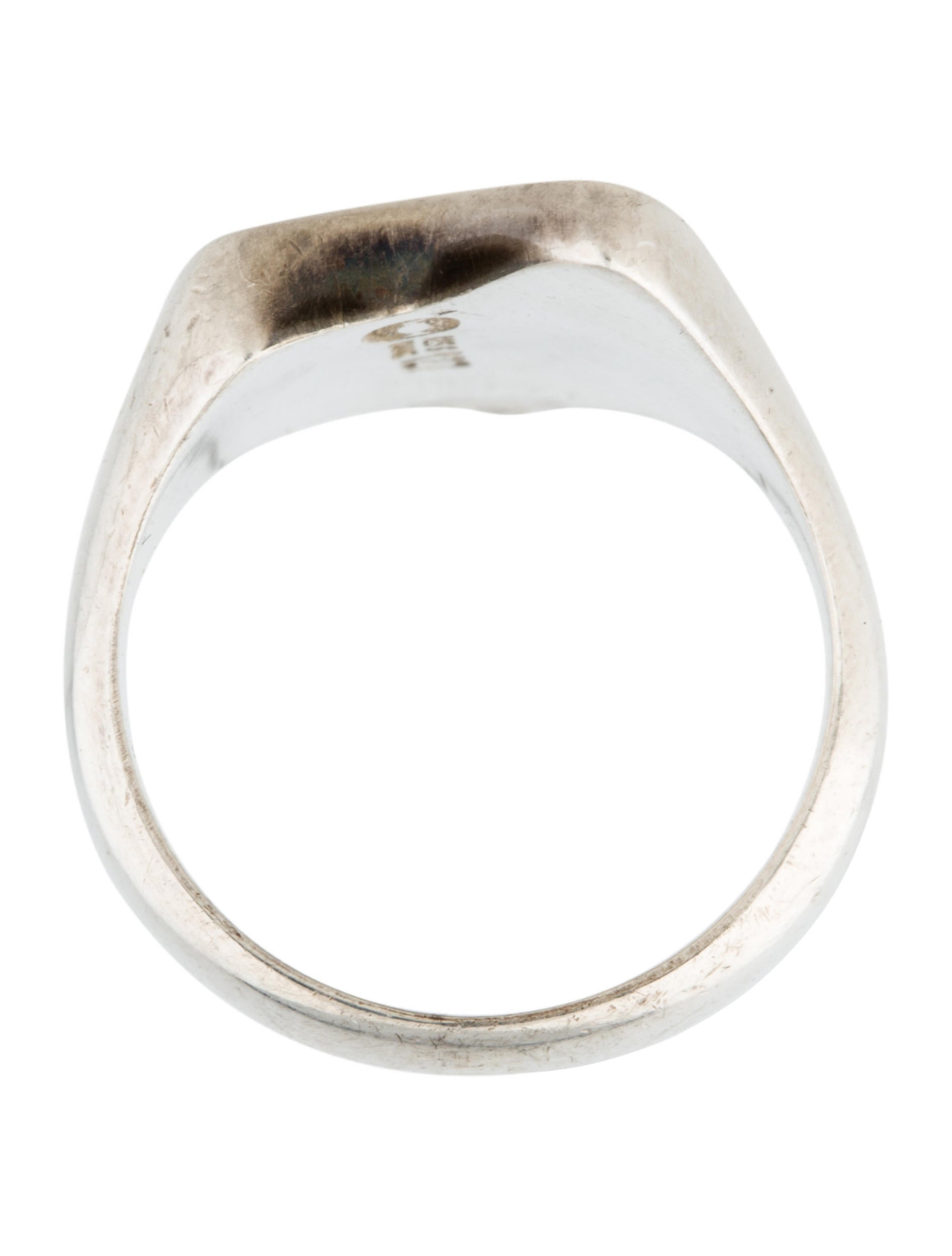 Georg jensen silver abstraction ring rings gjj20141 for Artistic accents genuine silver decoration