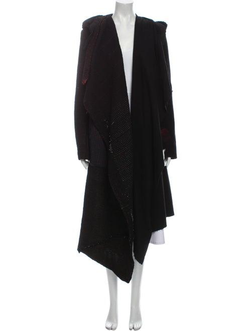 Greg Lauren Coat Black