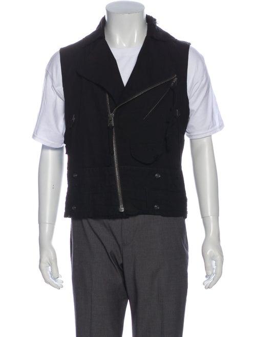 Greg Lauren Vest Black