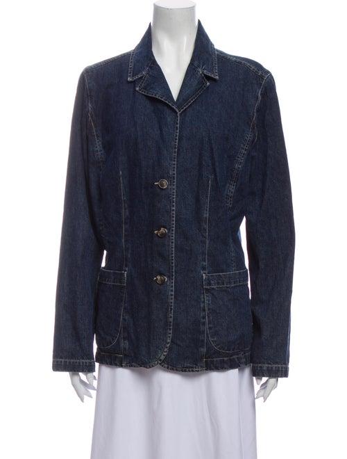 Gloria Vanderbilt Denim Jacket Denim