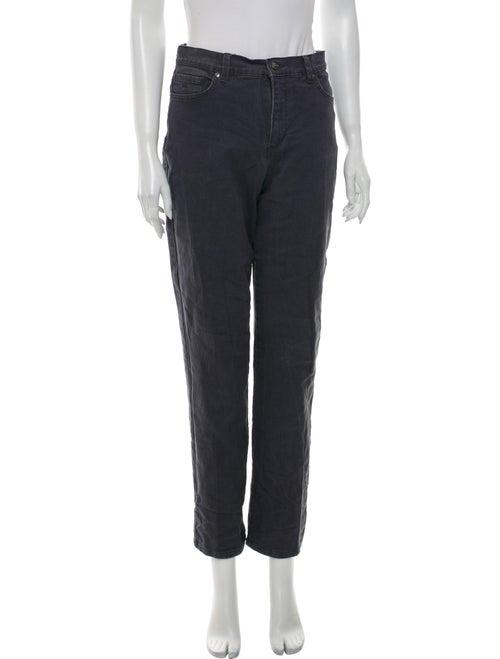 Gloria Vanderbilt High-Rise Straight Leg Jeans Gre