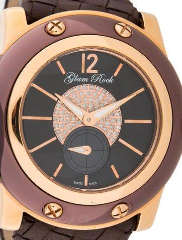 Miami Diamond Watch