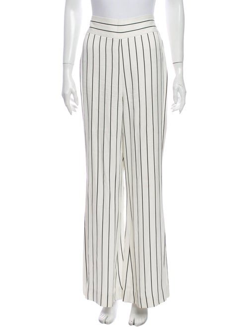 Galvan Striped Wide Leg Pants