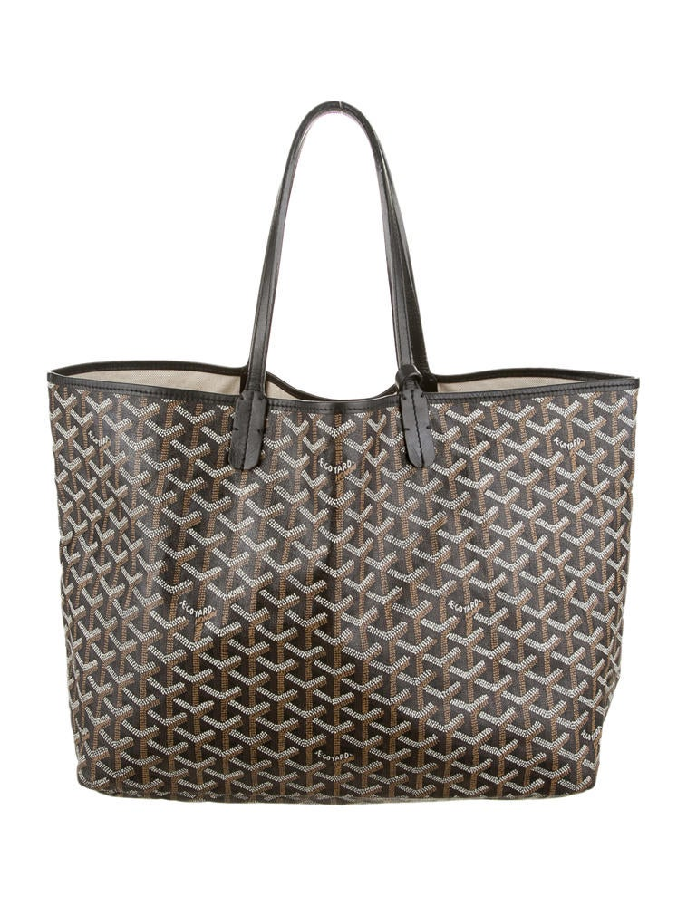 Goyard St Louis PM Tote Handbags GOY20042 The RealReal : GOY200424enlarged from www.therealreal.com size 758 x 1000 jpeg 123kB