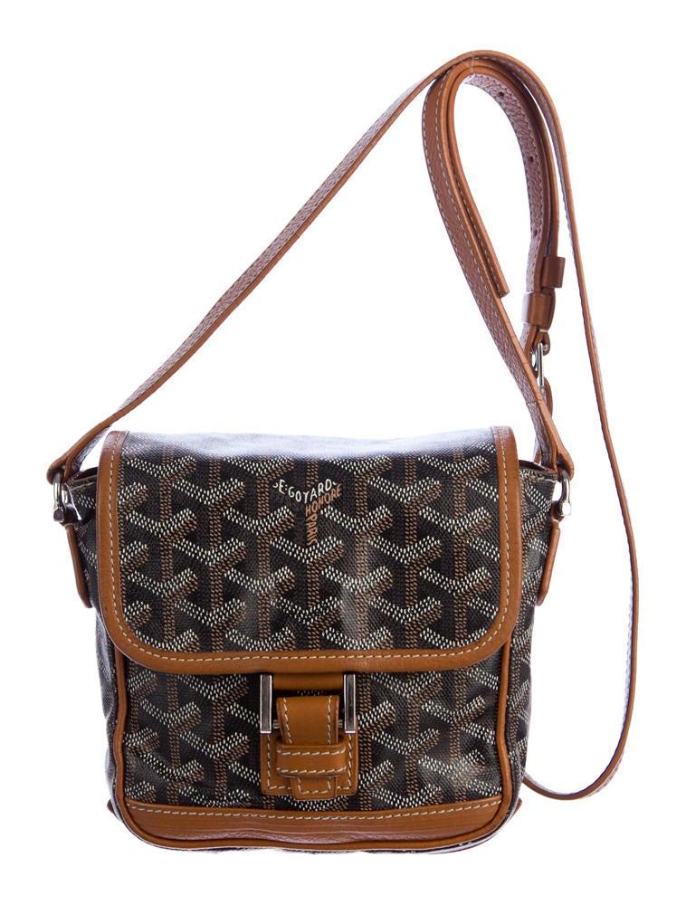 Goyard Mini Crossbody Bag Handbags Goy20076 The Realreal