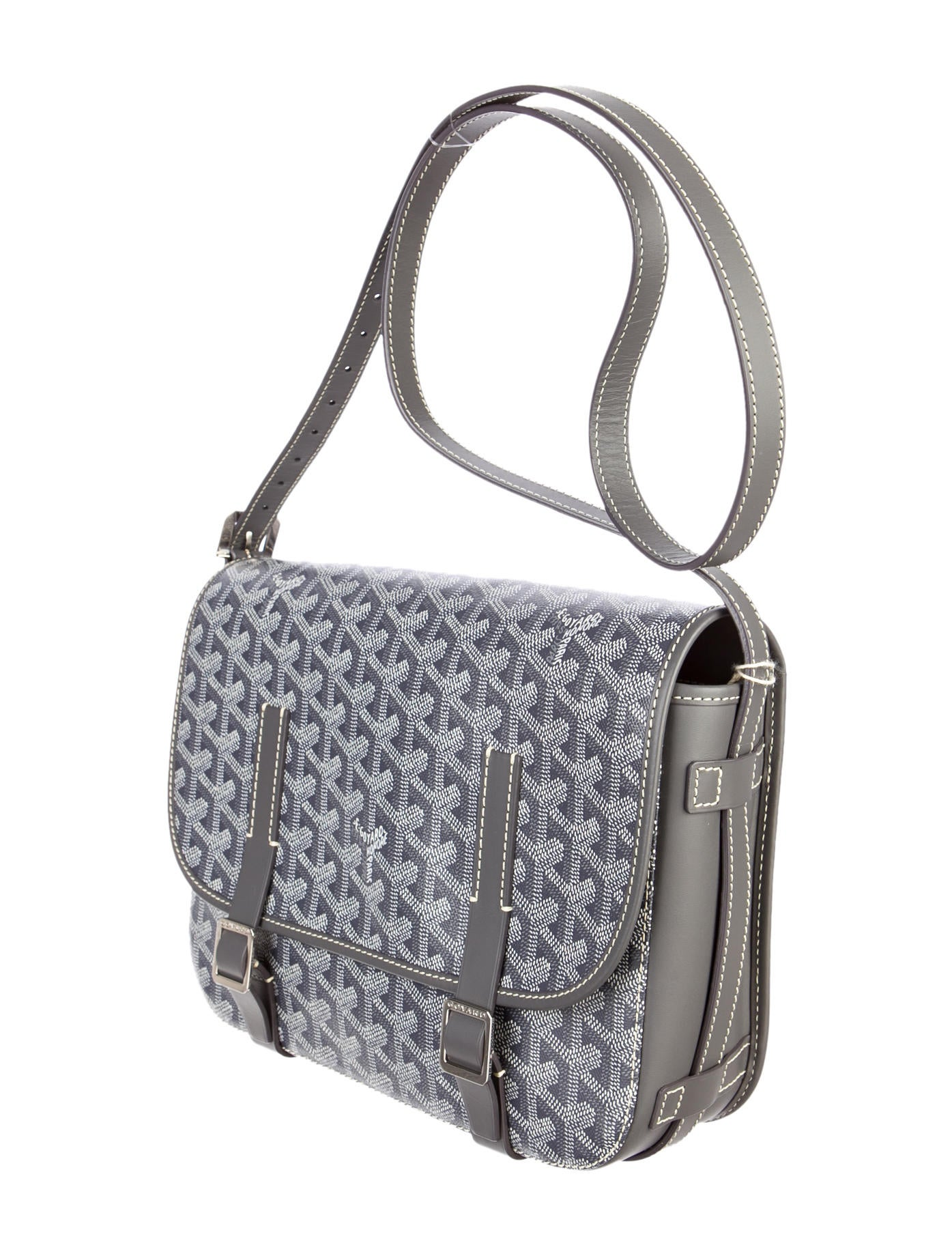 Goyard Belvedere Mm Messenger Handbags Goy20171 The