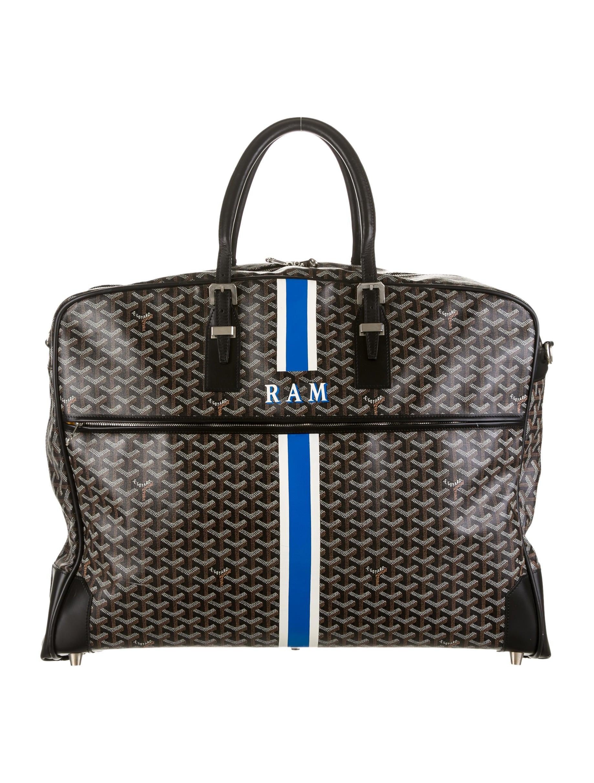 Goyard porte habits garment carrier bags goy20289 for Porte habits
