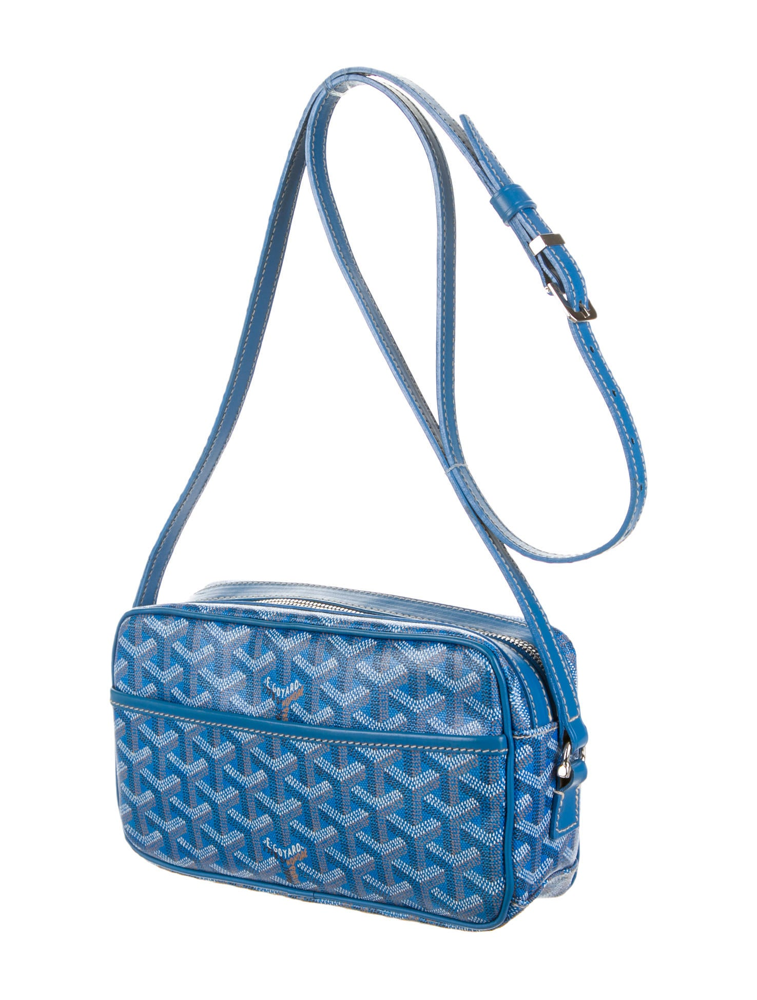 Goyard Amacapvert Crossbody Bag Handbags GOY20352  : GOY203523enlarged from www.therealreal.com size 1475 x 1946 jpeg 254kB