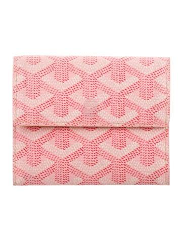 Goyardine Compact Wallet
