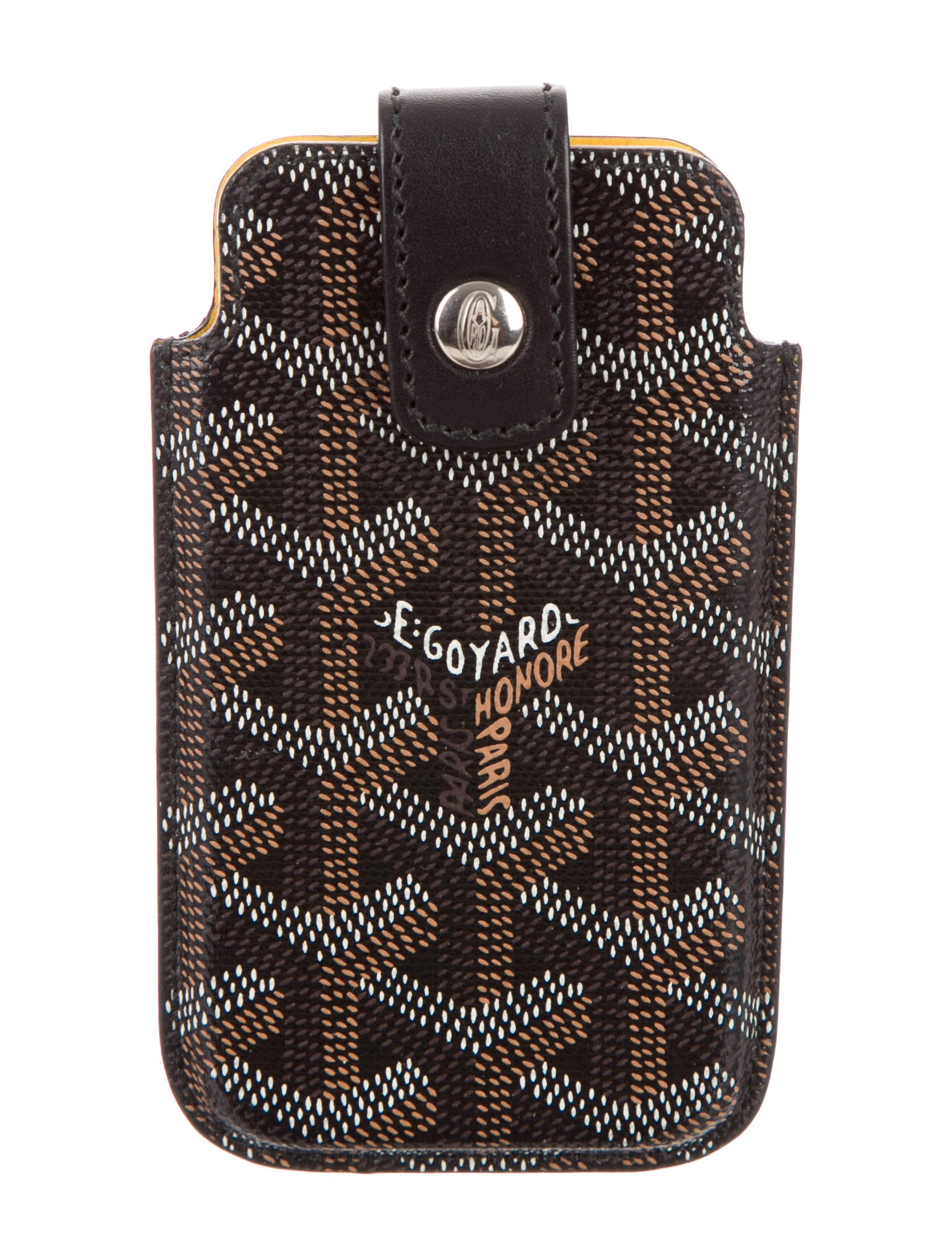 Goyard Phone Case Technology GOY21159 The RealReal : GOY211591enlarged from www.therealreal.com size 1677 x 2213 jpeg 434kB