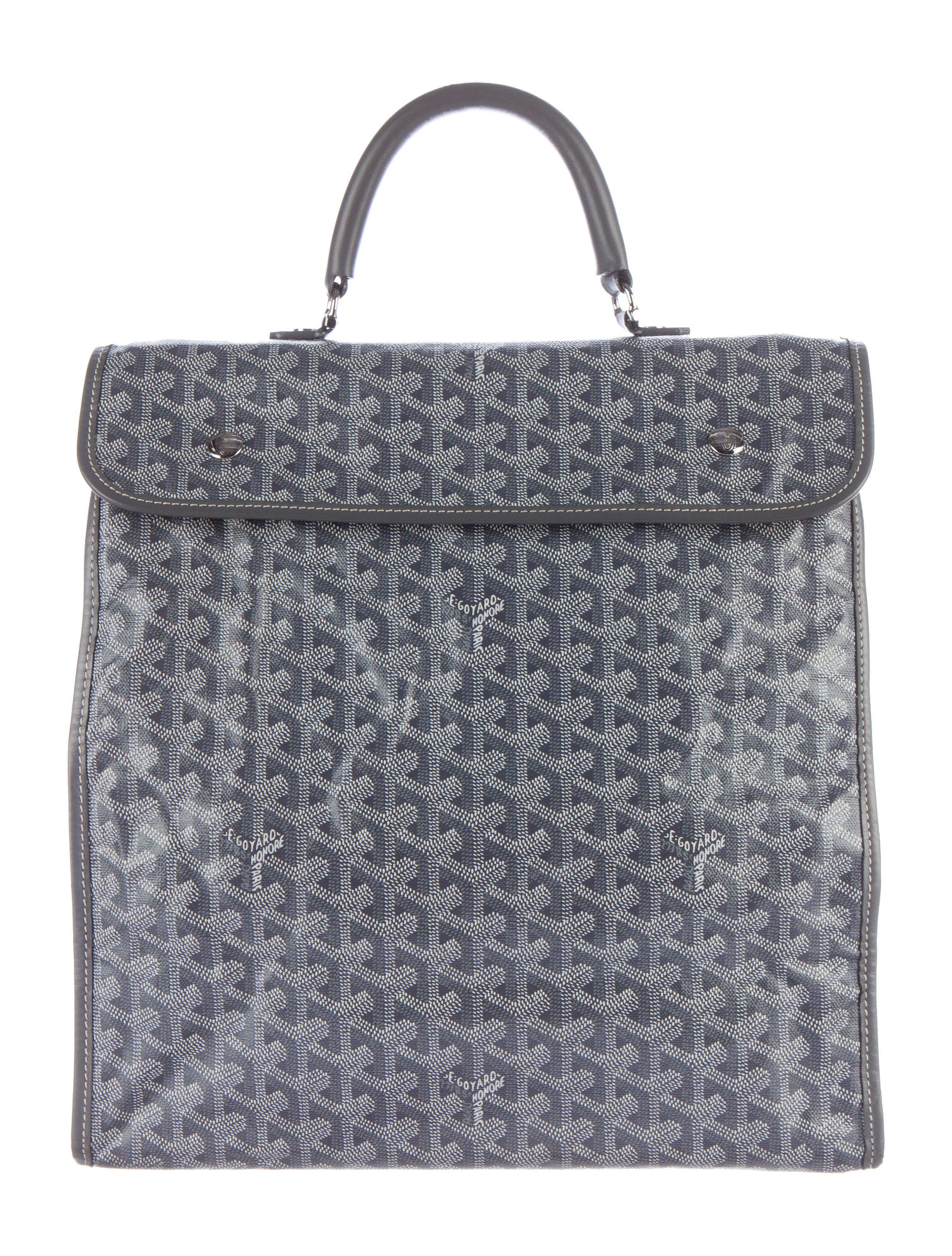 Goyard Goyardine Sainte Lucie Folding Bag - Handbags - GOY21177 ...