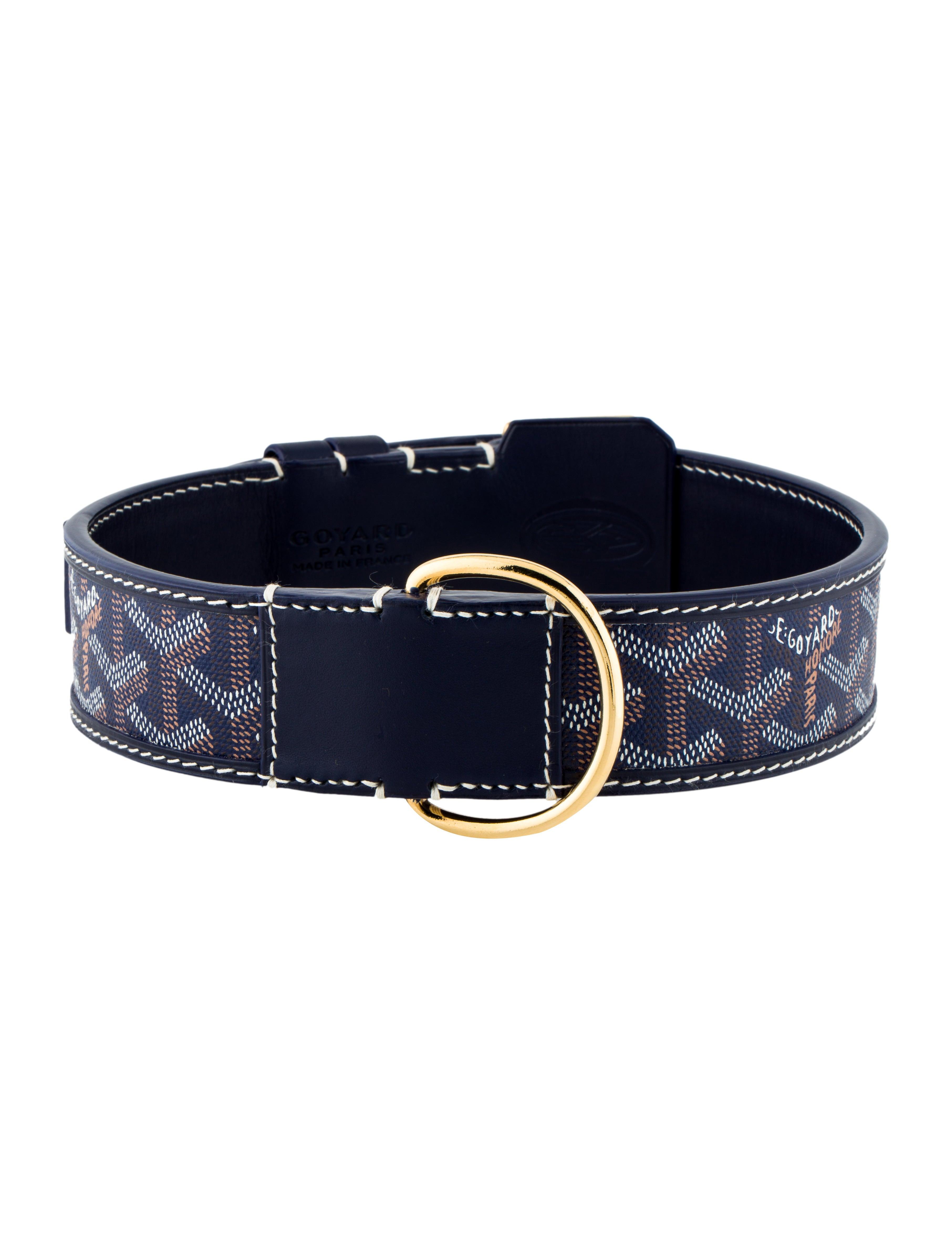 Goyard Dog Collar Price