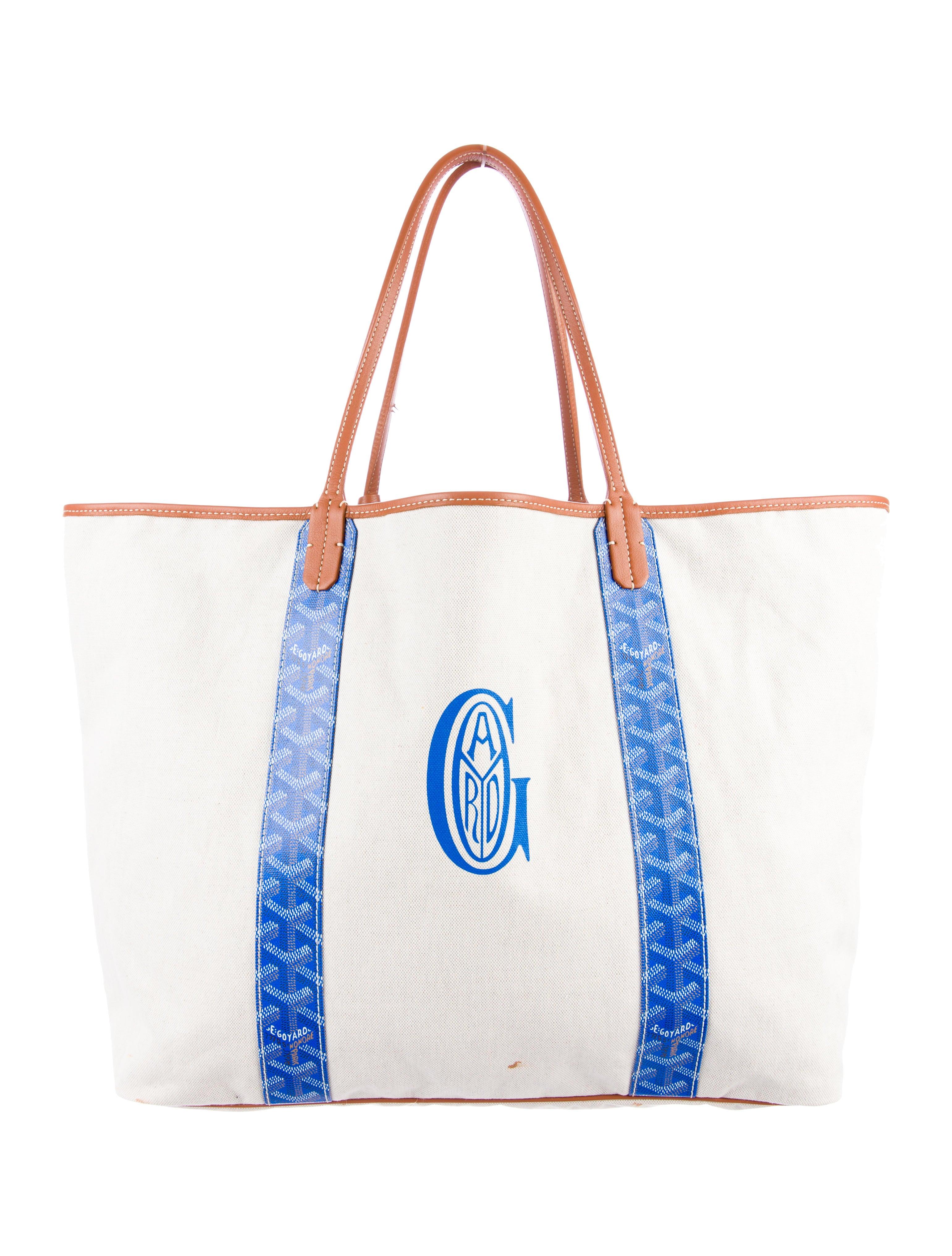 948133e7f6fb Goyard 2017 Goyardine St Louis Pertuis GM - Handbags - GOY21725 ...