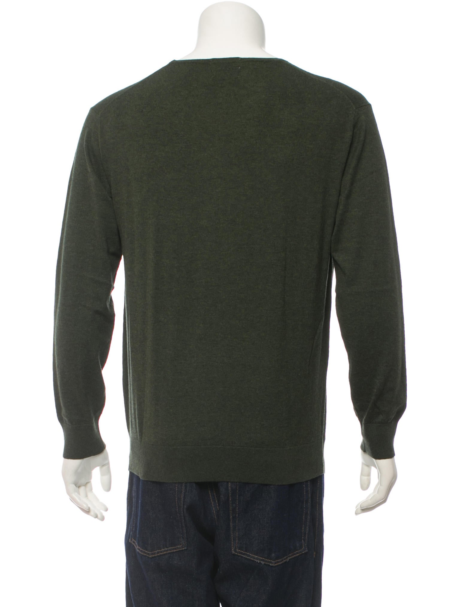 S 90 3 Green Bar Real >> Gant Rugger Sweater w/ Tags - Clothing - GRG20217 | The RealReal