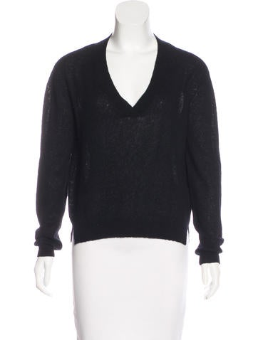 girl. by Band of Outsiders Wool-Blend Long Sleeve Sweater None