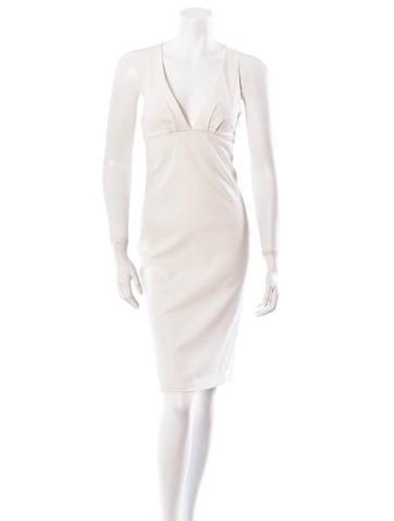 Twisted Strap Dress