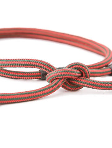 Web Rope Belt