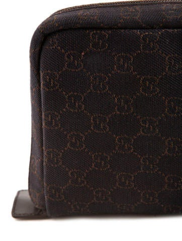 Monogram Travel Bag