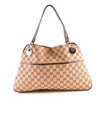 Monogram Handle Bag