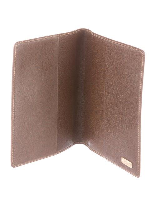effae4e06 Gucci Leather Agenda Cover - GUC100234