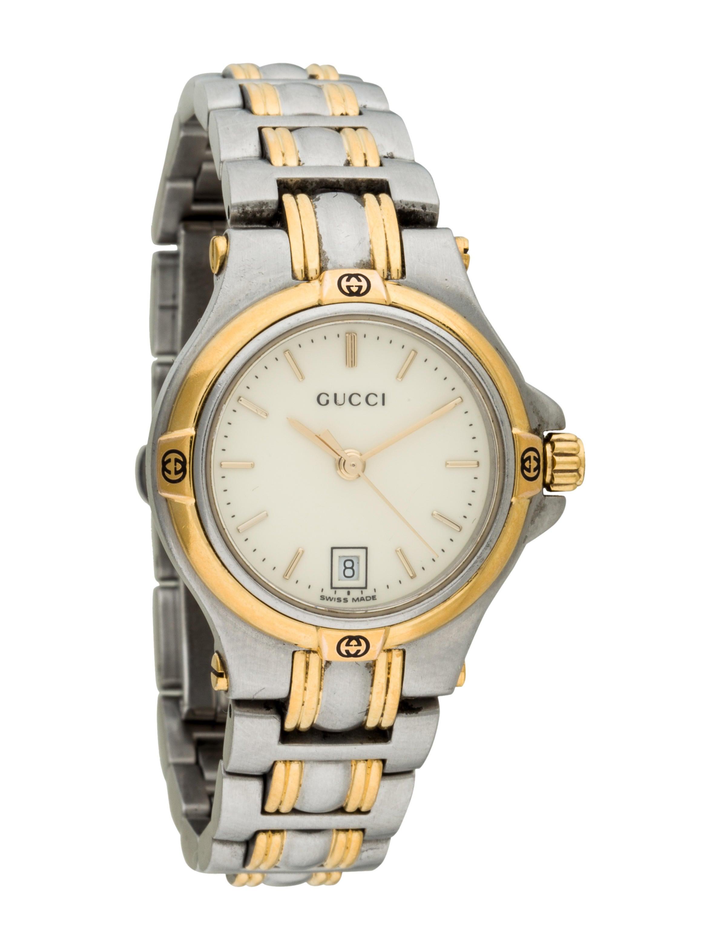 766c15a5210 Gucci 9040 Series Watch - Bracelet - GUC103359